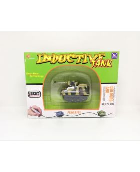 Army Camouflage Inductive Car (Toys)