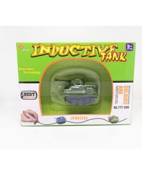 Green Inductive Car (Toys)