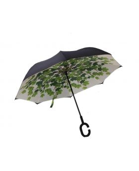 3D C-Hooked Inverted Umbrella