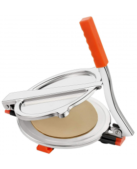 """Stainless Steel Roti Maker 8.5"""" - Silver"""