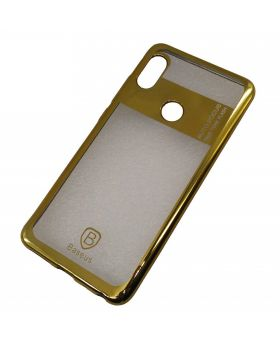 Baseus Gold Back Case for Xiaomi Redmi 5 bogo