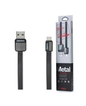 Platinum Cable for Type C Metal RC-044a -- Charging & Data Cable
