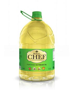Royal Chef Soybean Oil 3ltr