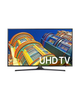 "SAMSUNG 55"" KU6300 4K UHD 6 SERIES WI-FI SMART CURVED TV"