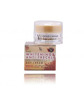YC Whitening  Anti Freckle Gold Caviar Day Cream