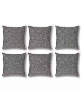 Sliver - Six Pieces Cushion Cover Set
