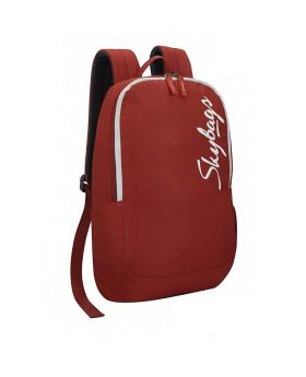 Skybags Decode 11 Ltrs Red Daypack
