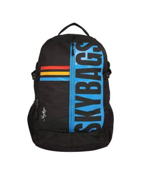 Skybags Herios Plus 04 33 Ltrs Black Laptop Backpack (HERIOS Plus 04)