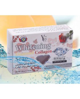 YC Whitening Diamond Collagen Soap