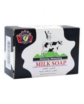 YC WHITENING/MOISTURIZING MILK SOAP