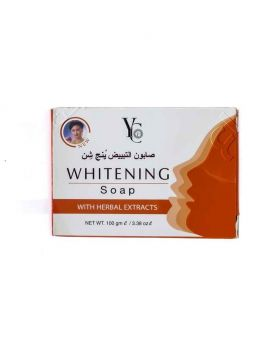 YC 100gm WHITENING SOAP HERBAL EXTRACT SOAP