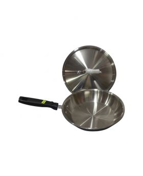 Stainless Steel Fry Pan- 1750gm