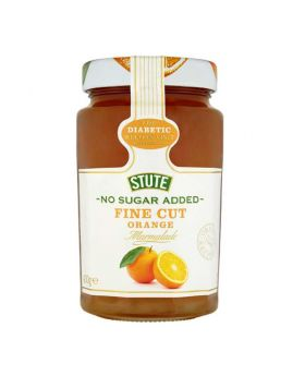 Stute Fine Cut Diabetic Orange Extra Marmalade-430gm