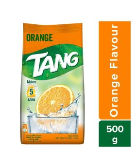 Tang Orange Instant Drink Mix 500g