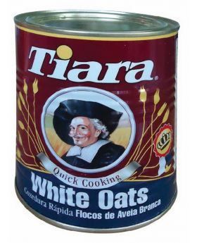 Tiara White Oats 500g