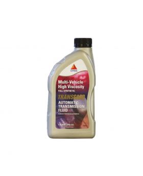 Citgo Transgard  Multi Vehicle High Viscosity Full Synthetic Automatic Transmission Fluid 1 Quart
