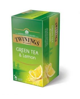 Twinings Green Tea & Lemon 25 bags