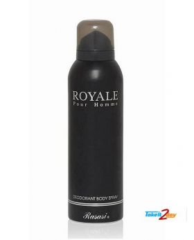 RASASI ROYLE BLUE FOR MEN 200ml