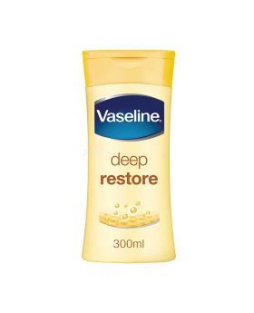 Vaseline Intensive Care Deep Restore Body Lotion 300ml