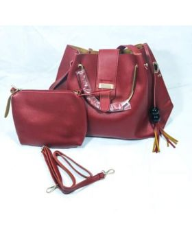Good quality Artificial Leather Handbag-  VG07