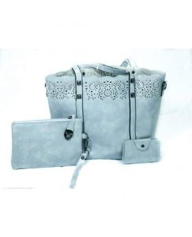 Good quality Artificial Leather Handbag- VG16