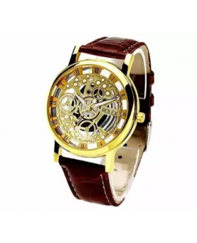 Stainless Steel Casual Mechanical Watch