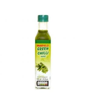 Weikfield Green Chilli Sauce 265g