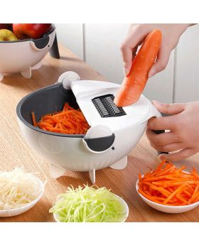 Wet basket vegetable Cutter 7 in 1
