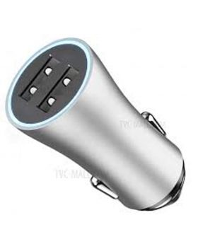 3 USB port Car Charger 1A+2*2.4A  Silver