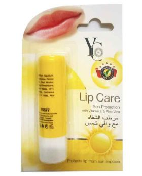 YC ESSENTIAL LIP CARE WITH VITAMIN E & ALOE VERA