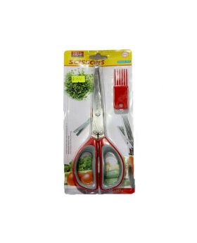 Farber ware Color works 3-Piece Multi-Color Shear Set